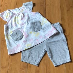 Sterling Baby 2-piece tank shirts set 6M